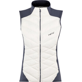 Meru Moana Gilet ibrido Donna, blue nights/marshmallow